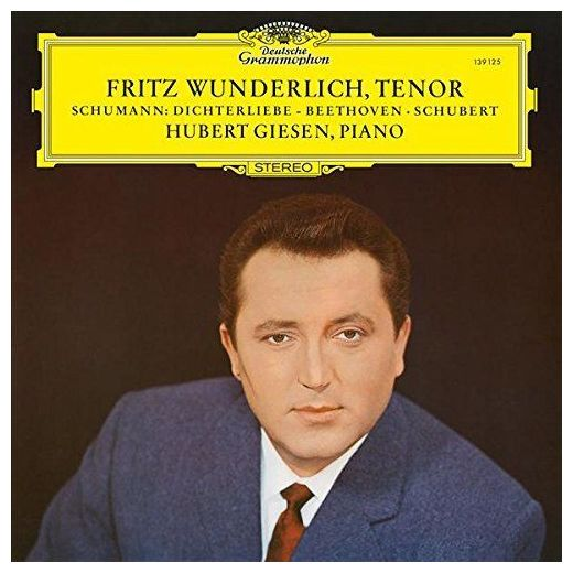 Fritz Wunderlich Fritz Wunderlich - Schumann/ Beethoven/ Schubert fritz allhoff coffee philosophy for everyone grounds for debate