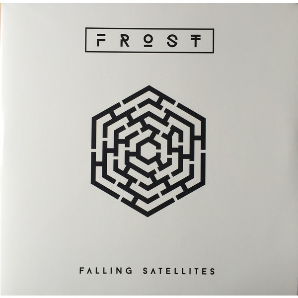 FROST FROST - Falling Satellites (2 Lp + Cd) frost frost falling satellites 2 lp cd