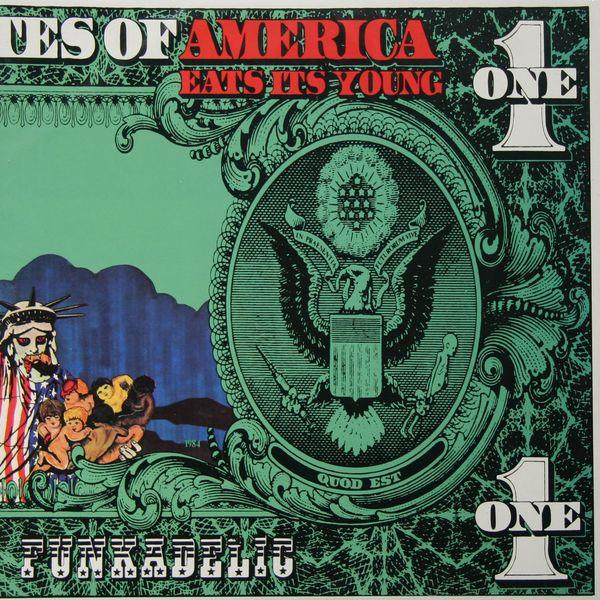 Фото - Funkadelic Funkadelic - America Eats Its Young (2 LP) funkadelic funkadelic one nation under a groove 2 cd