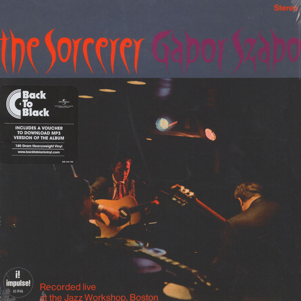 Szabo Szabo - The Sorcerer