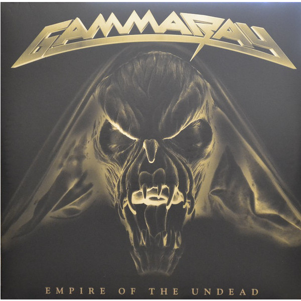 Gamma Ray Gamma Ray - Empire Of The Undead (2 LP) цена