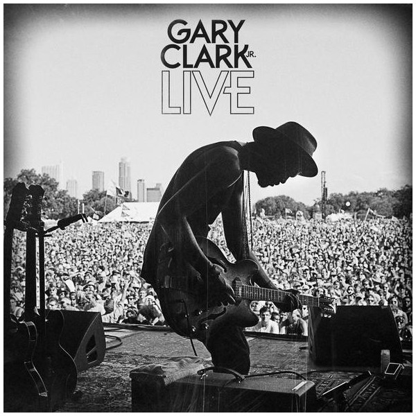 Gary Clark Jr. Gary Clark Jr. - Live (2 LP) han edition of the new hair headwear pearl diamond hair hoop winding head band