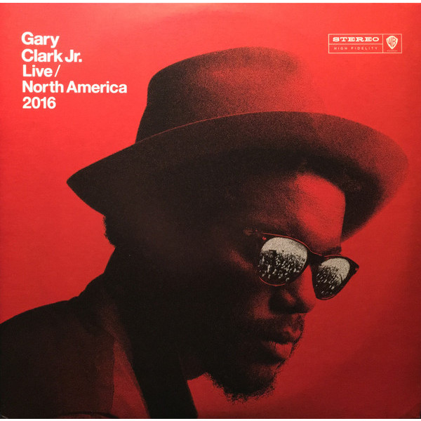 Gary Clark Jr. Gary Clark Jr. - Live North America 2016 (2 LP) jr gear widening