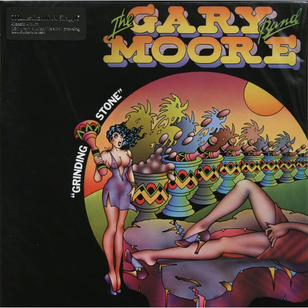 Gary Moore Gary Moore - Grinding Stone (180 Gr) гэри мур the midnight blues band gary moore
