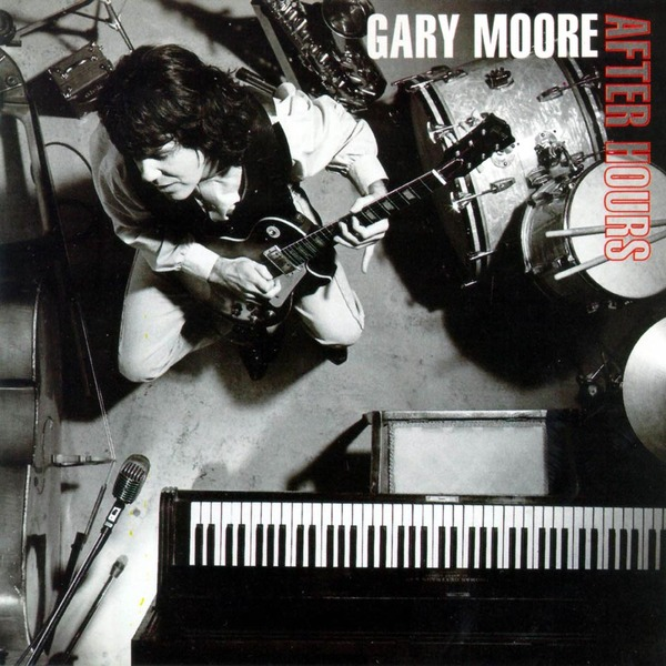 Gary Moore Gary Moore - After Hours gary moore – after the war lp