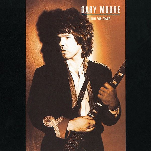 Gary Moore Gary Moore - Run For Cover cd gary moore the rock collection