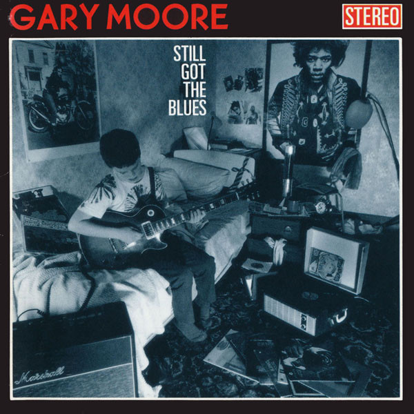 Gary Moore Gary Moore - Still Got The Blues cd gary moore the rock collection