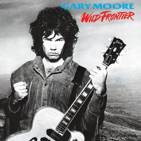 Gary Moore Gary Moore - Wild Frontier cd gary moore the rock collection