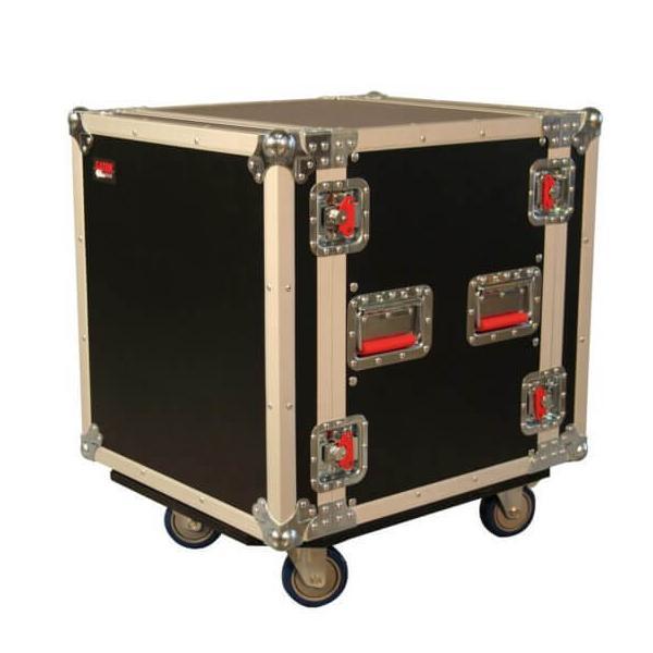 Аксессуар для концертного оборудования Gator Рэковый кейс G-TOUR 12U CAST