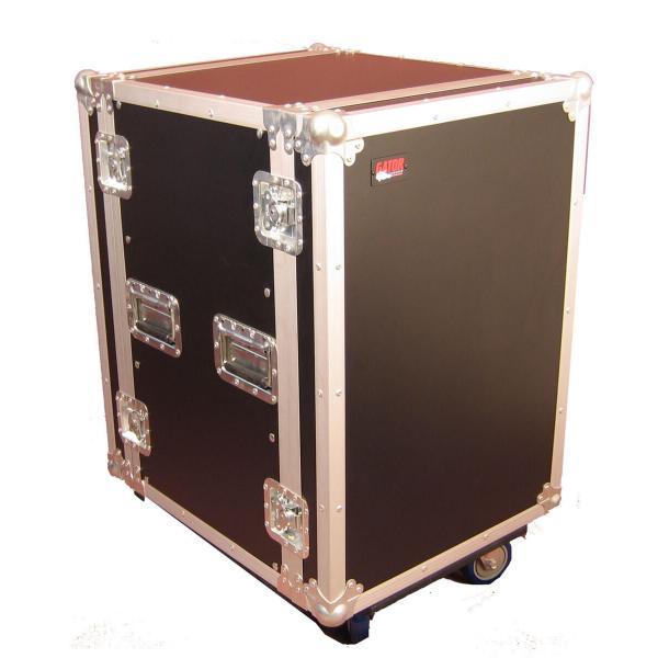 Аксессуар для концертного оборудования Gator Рэковый кейс G-TOUR 14U CAST
