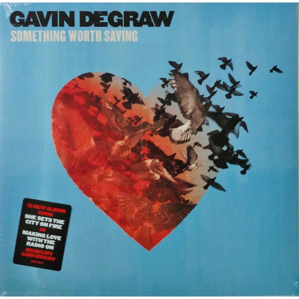 Gavin Degraw Gavin Degraw - Something Worth Saving saving book