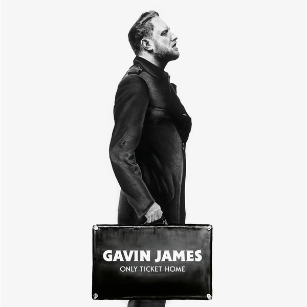 Gavin James Gavin James - Only Ticket Home (180 Gr) dg home стул james