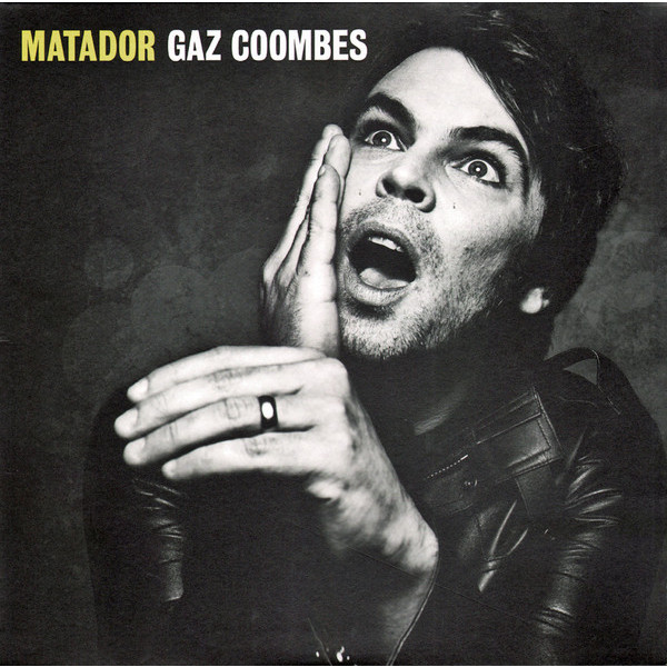 Gaz Coombes Gaz Coombes - Matador super speed v0169 fashionable silicone band men s quartz analog wrist watch blue 1 x lr626