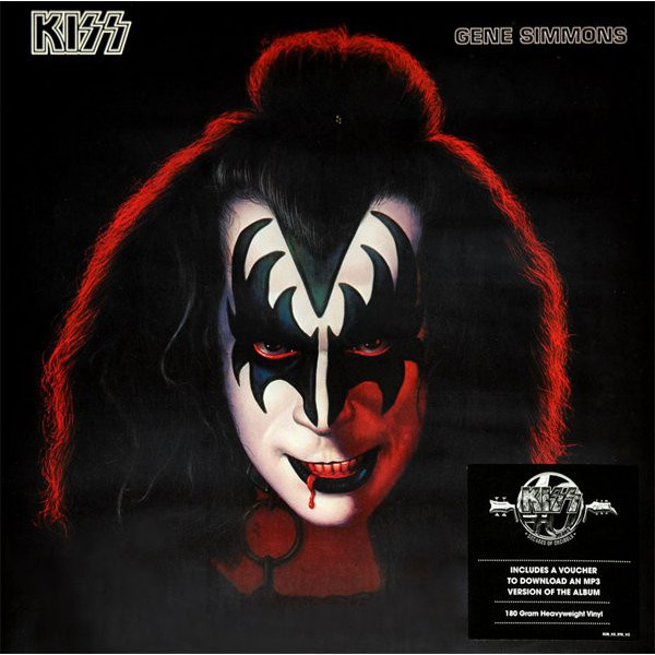 KISS KISSGene Simmons - Gene