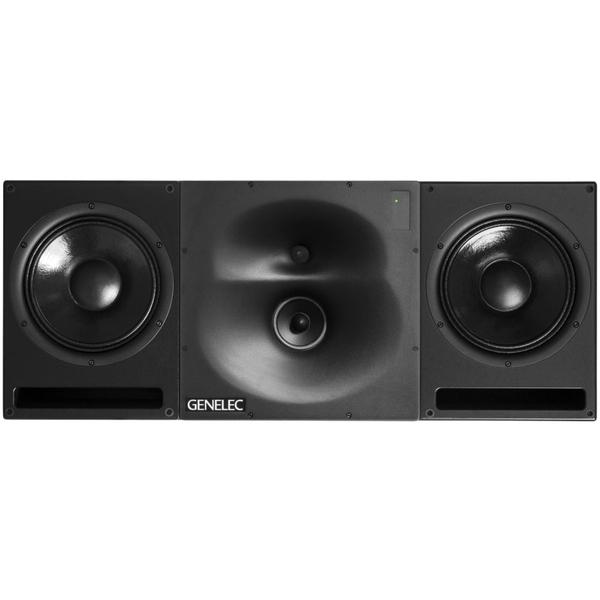 Студийные мониторы Genelec 1234ACPM-HD Black центральный канал canton cd 1050 black high gloss