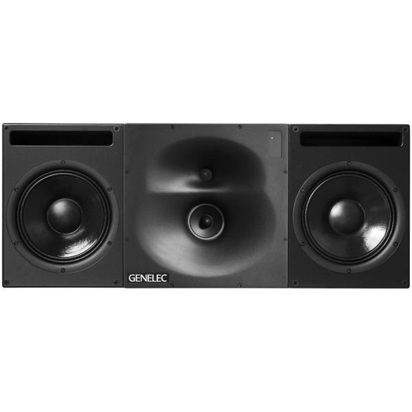 Студийные мониторы Genelec 1234ACPM-HU Black cd jean michel jarre revolutions
