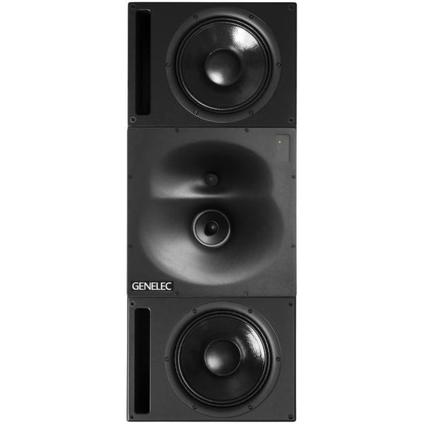 Студийные мониторы Genelec 1234ACPM-VL Black центральный канал canton cd 1050 black high gloss