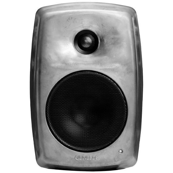 Активная полочная акустика Genelec 4020CRwM Unpainted Aluminum