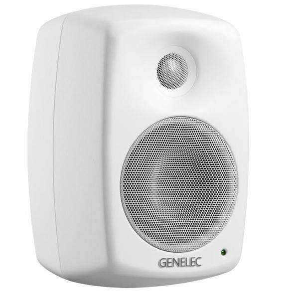 Активная полочная акустика Genelec 4020CWM White полочная акустика genelec 8020cpm