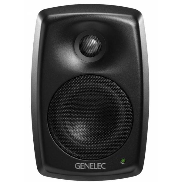 Активная полочная акустика Genelec 4020CMM Black активная полочная акустика genelec g two white