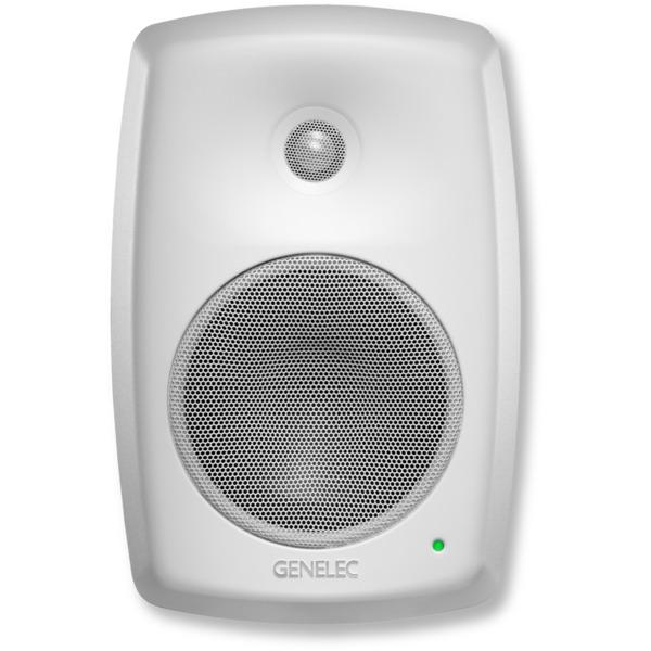 Активная полочная акустика Genelec 4040AW White полочная акустика genelec 8020cpm
