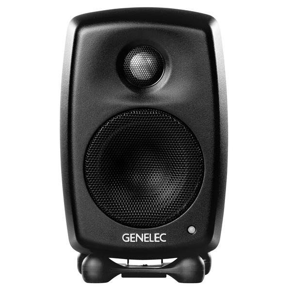 Активная полочная акустика Genelec G One Black полочная акустика tannoy eclipse mini black oak