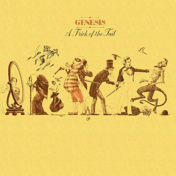 Фото Genesis Genesis - A Trick Of The Tail