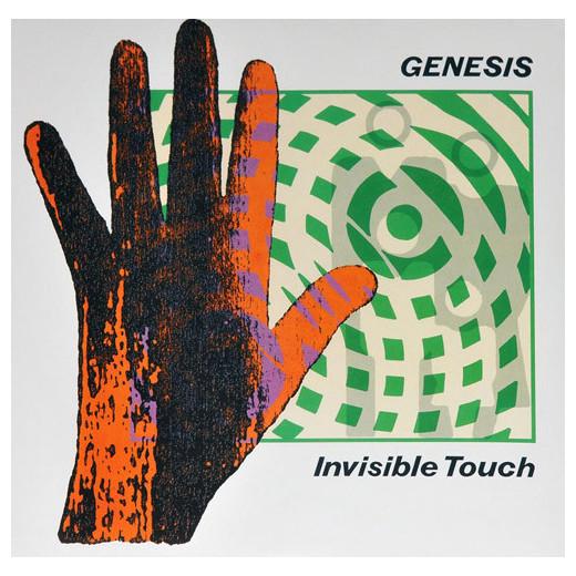 Genesis Genesis - Invisible Touch genesis