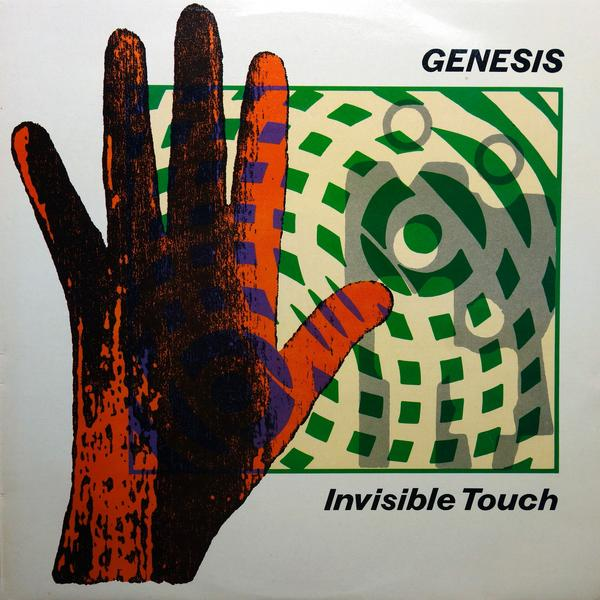 Genesis - Invisible Touch (limited, Colour)