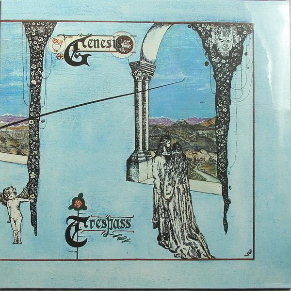 Genesis Genesis - Trespass genesis genesis abacab