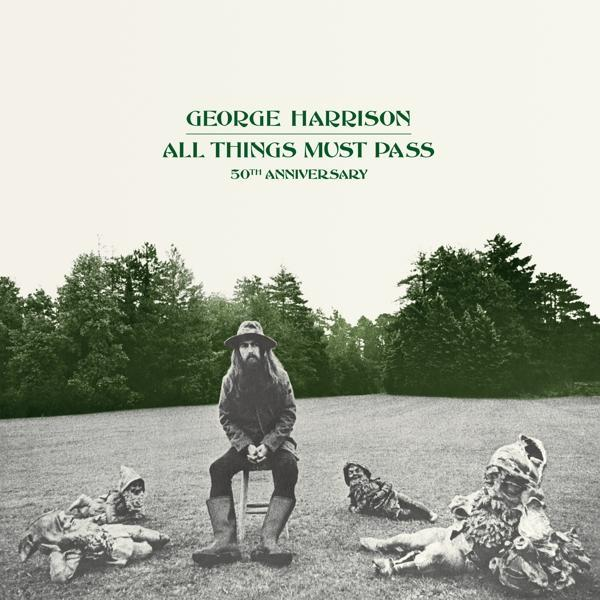 George Harrison George Harrison - All Things Must Pass (3 Lp, 180 Gr)