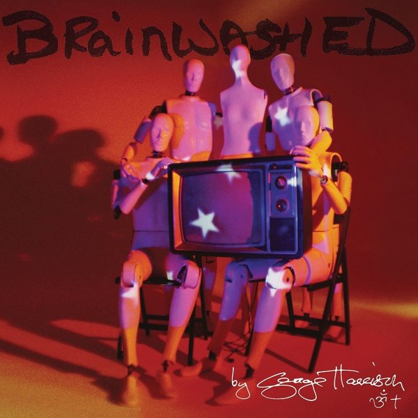 George Harrison George Harrison - Brainwashed george vs george