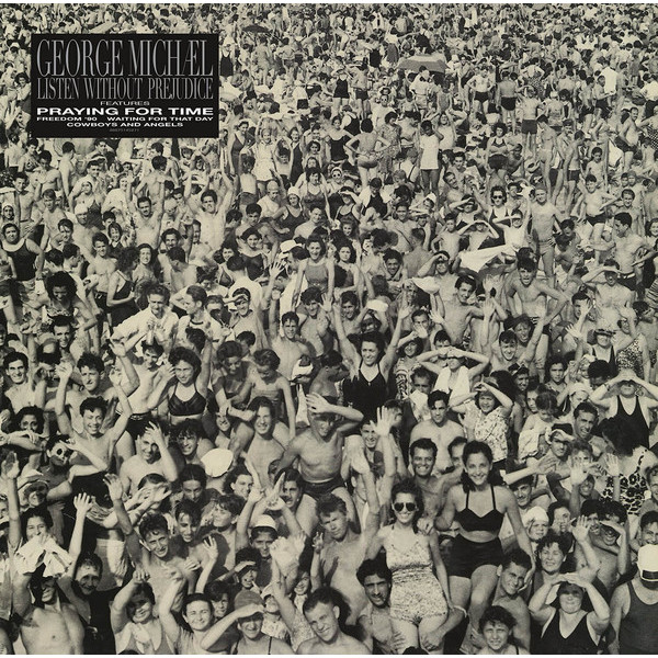 George Michael George Michael - Listen Without Prejudice (180 Gr) картина с кристаллами swarovski золотые купола 70 см х 50 см