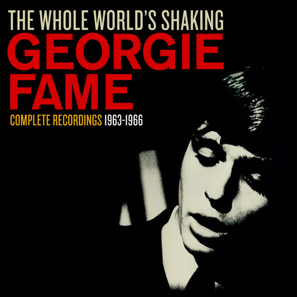 Georgie Fame Georgie Fame - The Whole World's Shaking (4 LP) шапка famous fame