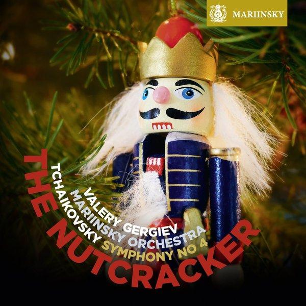 Tchaikovsky TchaikovskyGergiev   Mariinsky Orchestra - : The Nutcracker men double button plain blouse