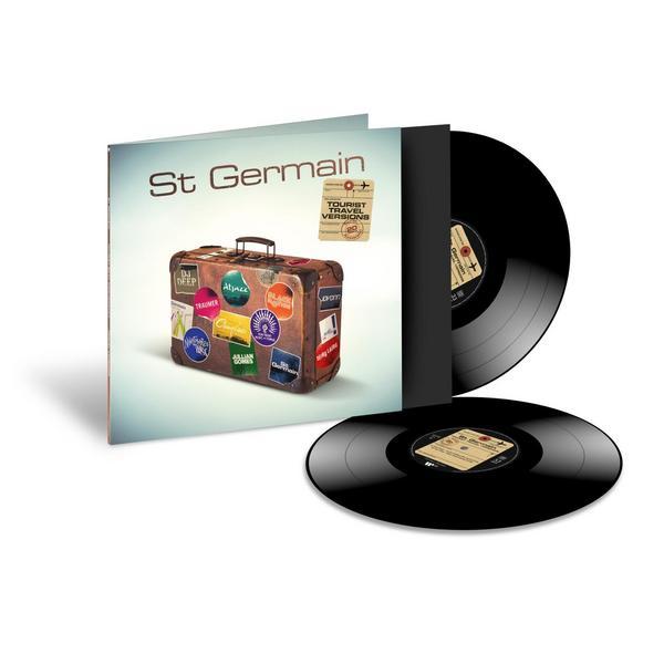 St Germain GermainSt. - Tourist (20th Anniversary, 180 Gr, 2 LP)
