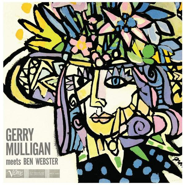 Gerry Mulligan Gerry Mulligan - Gerry Mulligan Meets Ben Webster