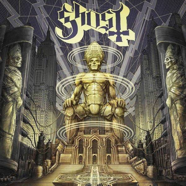 GHOST GHOST - Ceremony And Devotion (2 LP)
