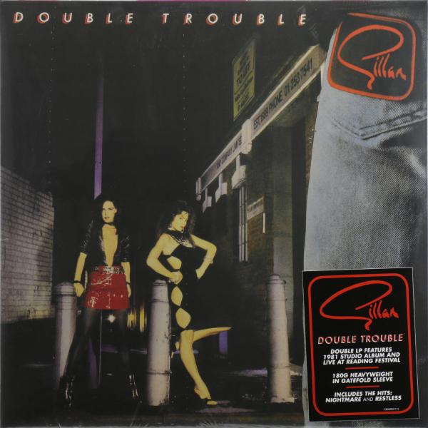 Gillan Gillan - Double Trouble (2 LP) фото