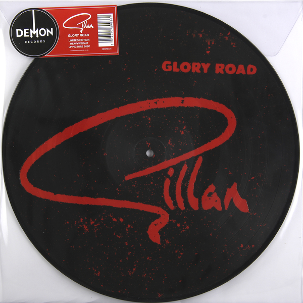 Gillan Gillan - Glory Road ian gillan band ian gillan band live at the rainbow