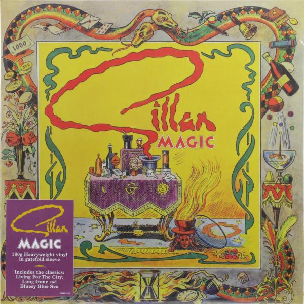 Gillan - Magic (180 Gr)