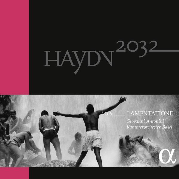 HAYDN HAYDNGiovanni Antonini - : No.6 Lamentatione (2 LP)