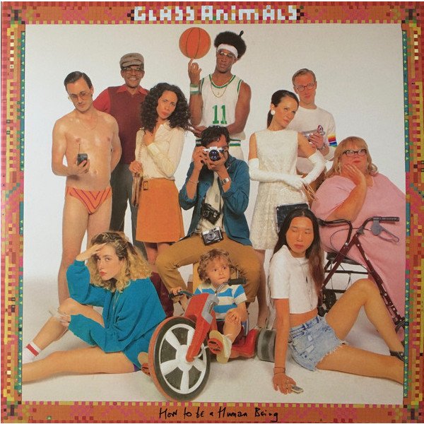 Glass Animals Glass Animals - How To Be A Human Being (2 LP) how to be a spy