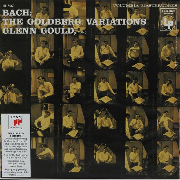 Glenn Gould Glenn Gould - Goldberg Variations, Bwv 988 (1955 Recording) (180 Gr) glenn hughes