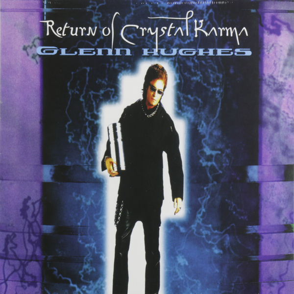 Glenn Hughes Glenn Hughes - Return Of Crystal Karma (2 LP) five plays by langston hughes