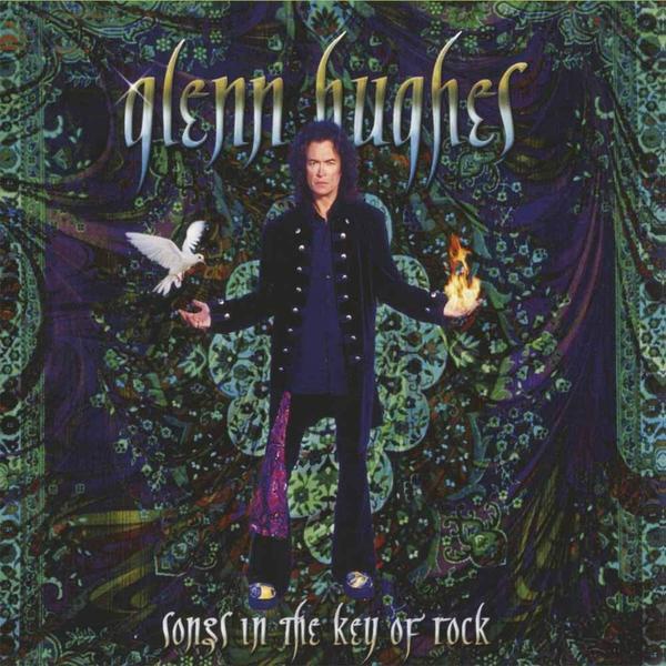 Glenn Hughes Glenn Hughes - Songs In The Key Of Rock (2 LP) glenn hughes