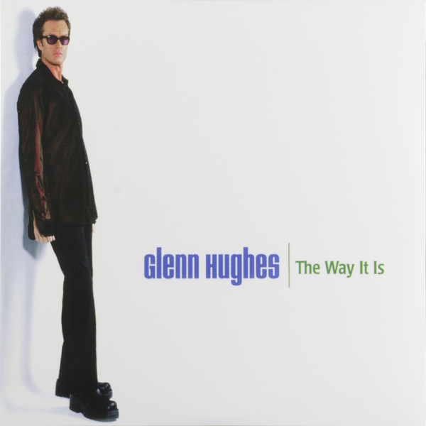 Glenn Hughes Glenn Hughes - The Way It Is (2 LP) five plays by langston hughes