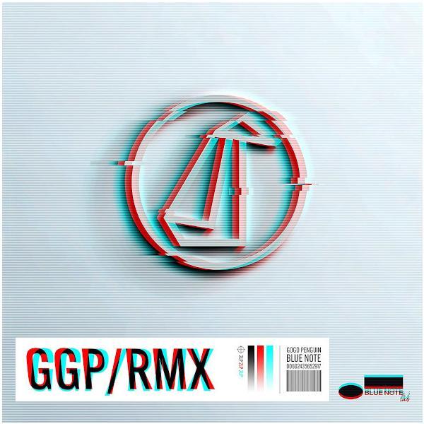 Gogo Penguin - Ggp-rmx (2 LP)