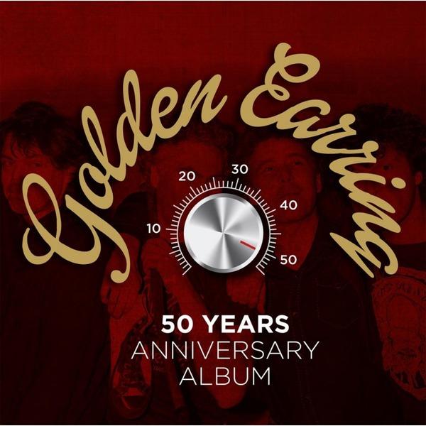 Golden Earring Golden Earring - 50 Years Anniversary Album (3 LP) climbing man zinc alloy ear cuff wraps earring golden