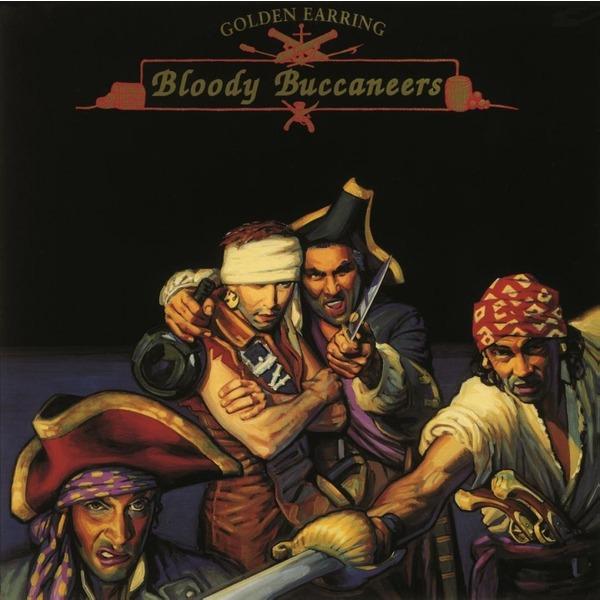 Golden Earring Golden Earring - Bloody Buccaneers (180 Gr) climbing man zinc alloy ear cuff wraps earring golden